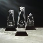 Star Tower Patriotic Trophies & Awards